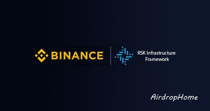 Binance x RIF
