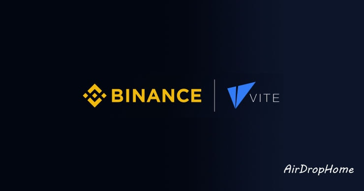 Binance x VITE