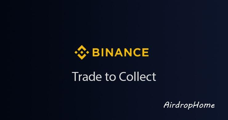 binance-trade-to-collect logo