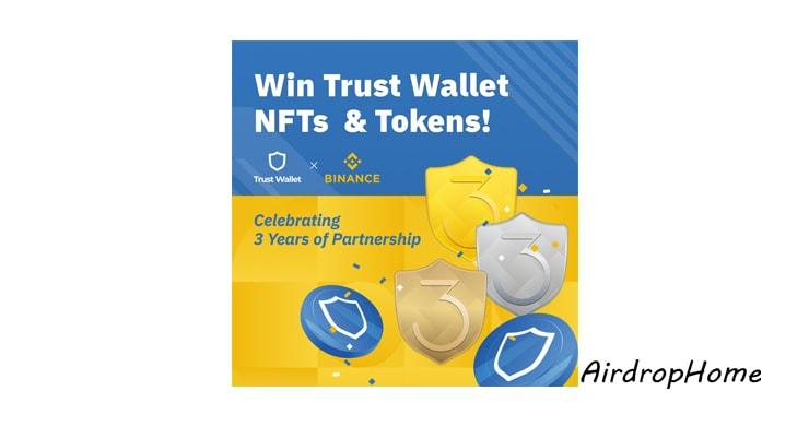 Trust Wallet x Binance